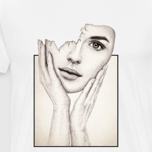 Broken Girl - Men's Premium T-Shirt