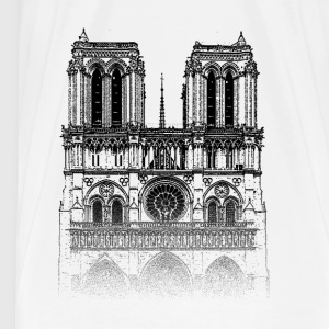Around The World: Notre Dame - Paris - Men's Premium T-Shirt