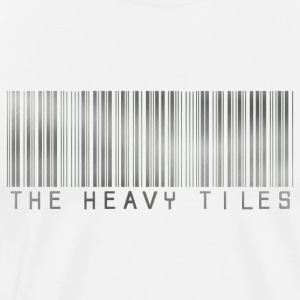 The Heavy Tiles Barcode collection - Men's Premium T-Shirt