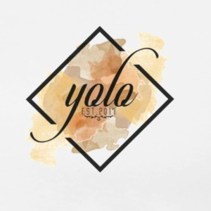 YOLO door ATLANTIC LUXE - Mannen Premium T-shirt