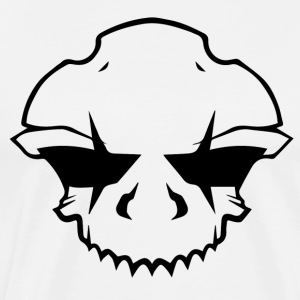 BAD_SKULL_2.0 - Men's Premium T-Shirt