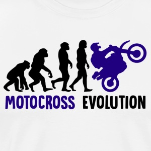 ++Motocross Evolution++ - Männer Premium T-Shirt