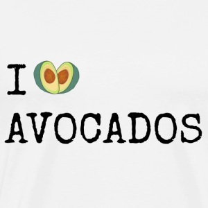 avocados - Men's Premium T-Shirt