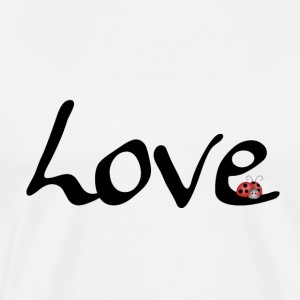 Bugslive Love - Men's Premium T-Shirt