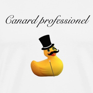 Professional duck - Men's Premium T-Shirt