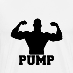 Pump it up - Mannen Premium T-shirt