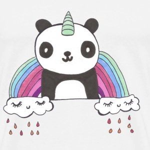 kawaii panda - Men's Premium T-Shirt
