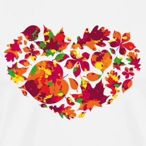 Leaves Love - Men's Premium T-Shirt