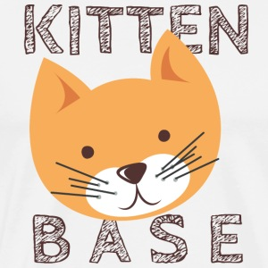Kitten Cats Base - Men's Premium T-Shirt