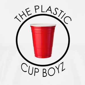 THE PLASTIC CUP Boyz - Premium T-skjorte for menn