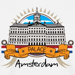palace Amsterdam - T-shirt Premium Homme