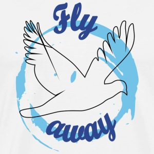 Fly Away - T-shirt Premium Homme