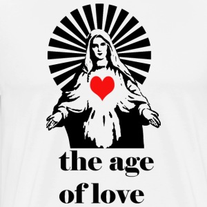 The age of love - Men's Premium T-Shirt