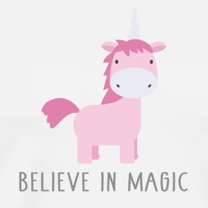 Believe in Magic - Men's Premium T-Shirt