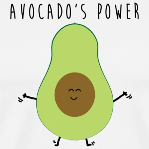 Avocado's Power - Men's Premium T-Shirt