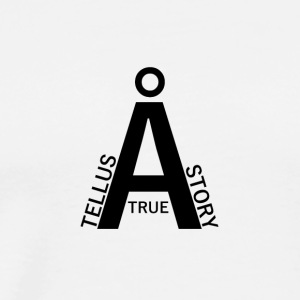 Tell us a True Story - Premium-T-shirt herr