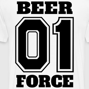 Force Beer 01 - Party Shirt - T-shirt Premium Homme