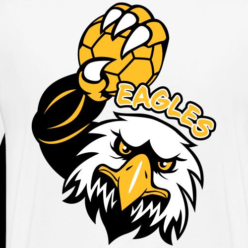 Eagles Handball - T-shirt Premium Homme