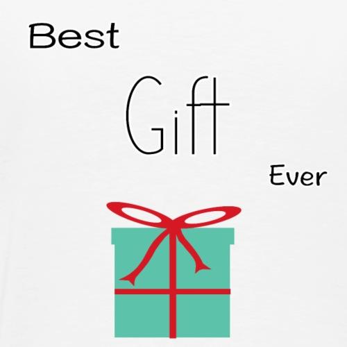 Best Gift ever - das beste Geschenk - Männer Premium T-Shirt