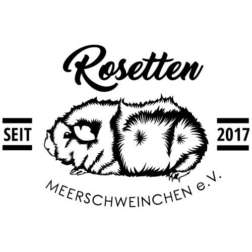 Rosettenmeerschweinchen e.V. Logo 2 - Männer Premium T-Shirt