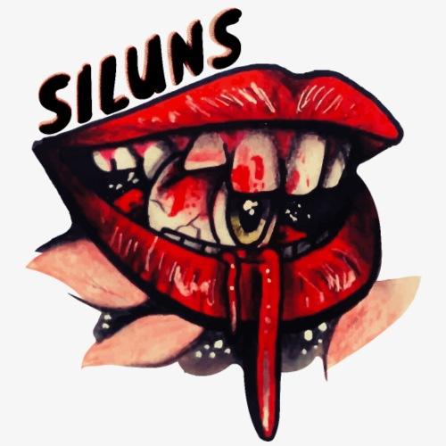 SILUNS 0111011 - T-shirt Premium Homme