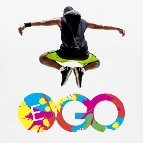 EGO Jump - Men's Premium T-Shirt