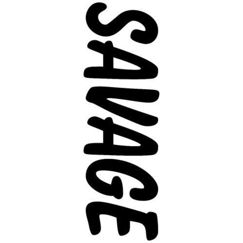 Savage - Männer Premium T-Shirt