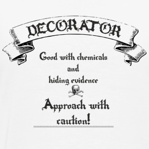 decorator, painter - Men's Premium T-Shirt