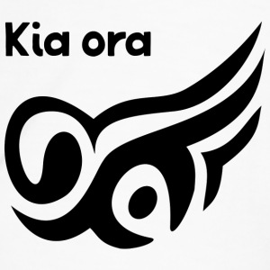 New Zealand Kia Ora - Men's Premium T-Shirt