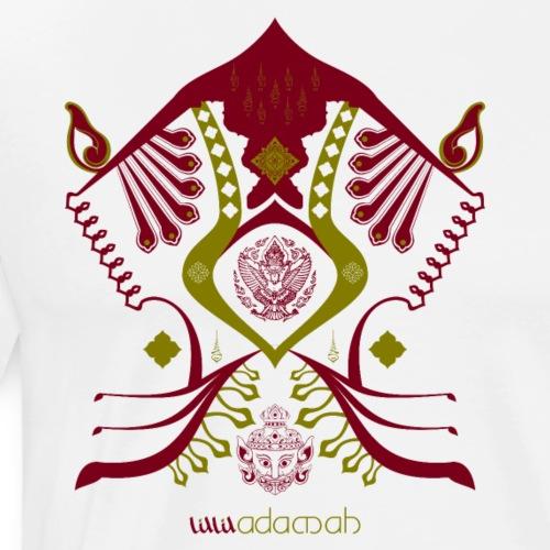 Thai Shirt - Men's Premium T-Shirt