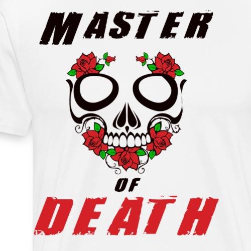 Master of death - black - Koszulka męska Premium