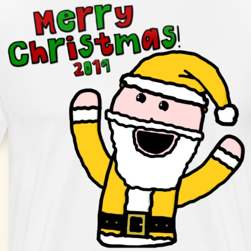 Santa Kid (Christmas 2019) - Men's Premium T-Shirt