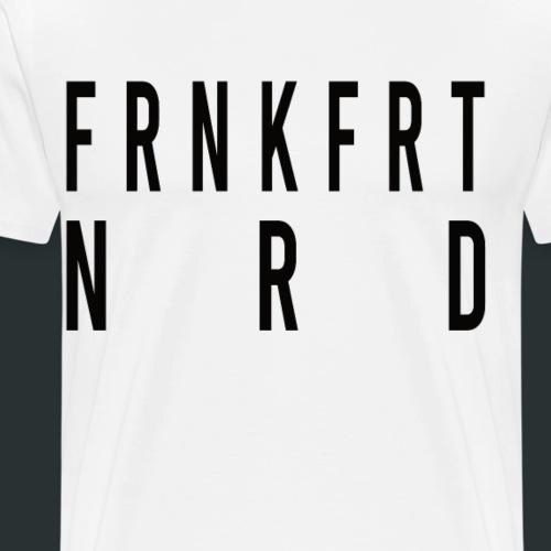 Frankfurt Oder nrd - Männer Premium T-Shirt