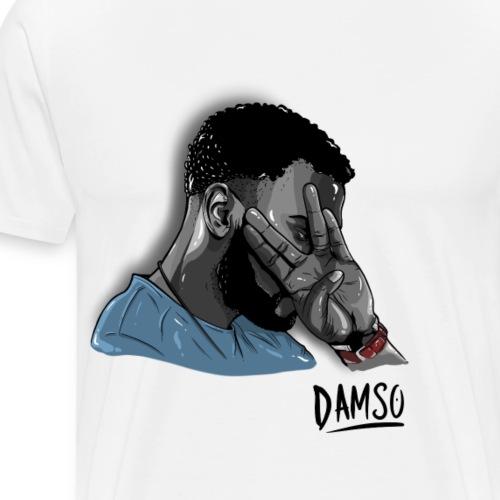 Damso - T-shirt Premium Homme