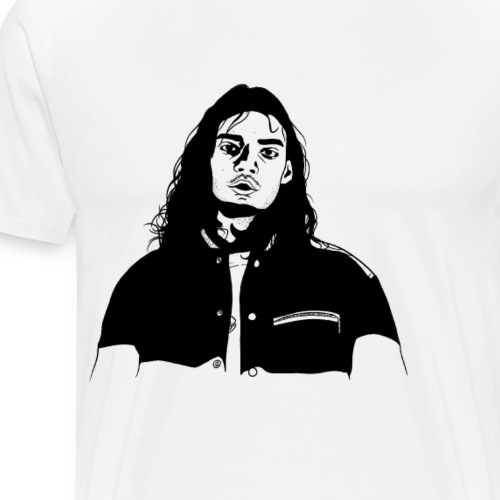 Columbine - T-shirt Premium Homme