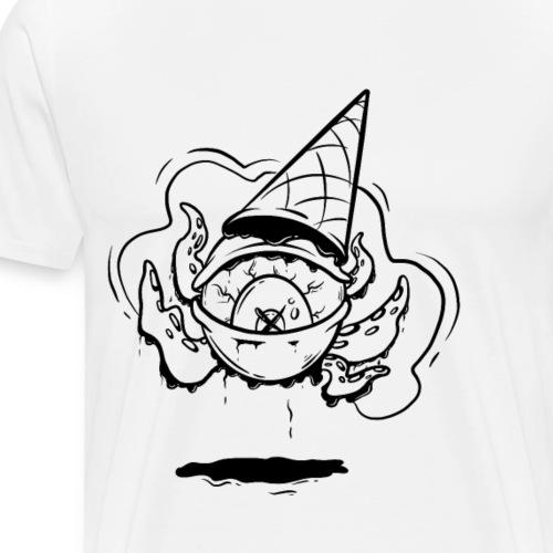 Ice eye - T-shirt Premium Homme