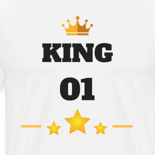 Roi - T-shirt Premium Homme