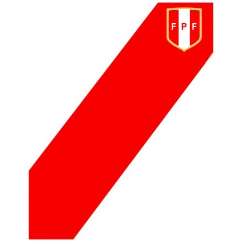 Seleccion peruana de futbol (Recto-verso) - Camiseta premium hombre