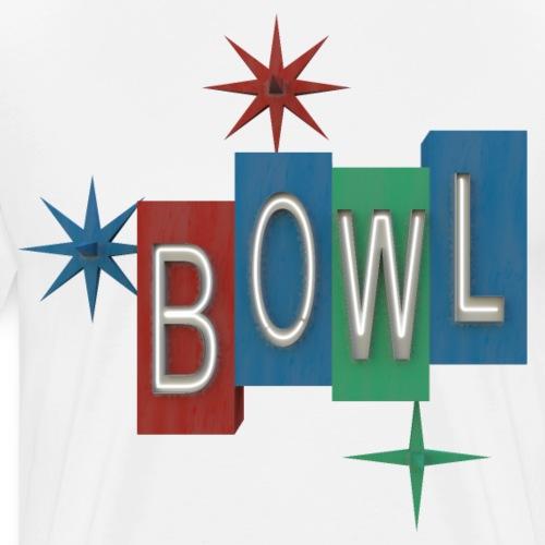 Bowl Sign - T-shirt Premium Homme