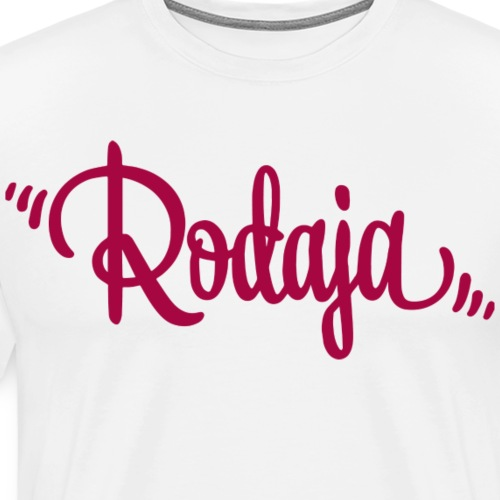 Rodaja Basic - Camiseta premium hombre