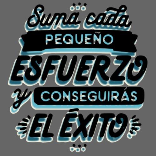 Frase tipografica - Camiseta premium hombre