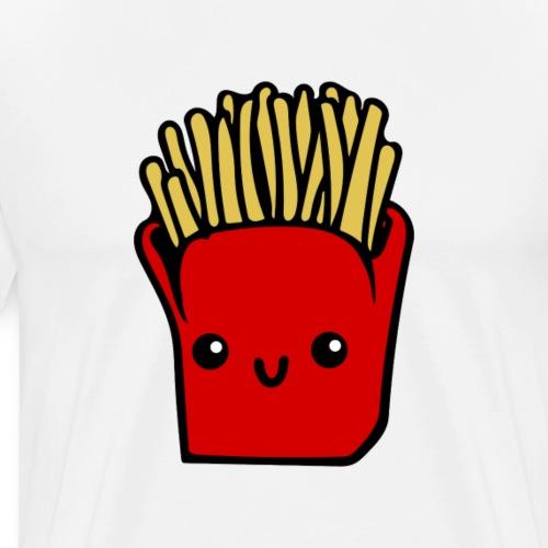 Frite - T-shirt Premium Homme