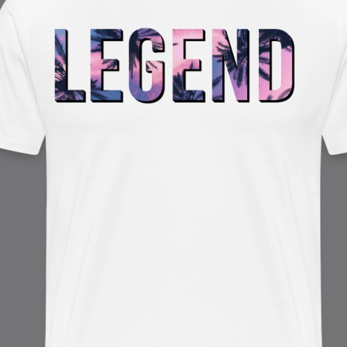 LEGEND tee shirts - Men's Premium T-Shirt