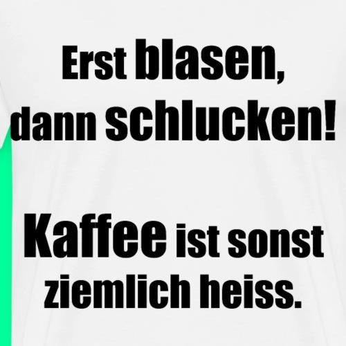 Kaffee Blasen Sex Spruch Morgen Tee Humor