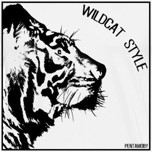 WILDCAT STYLE (b) - Männer Premium T-Shirt