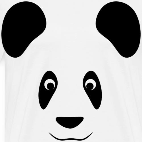 Happy Panda - cute little panda - Men's Premium T-Shirt