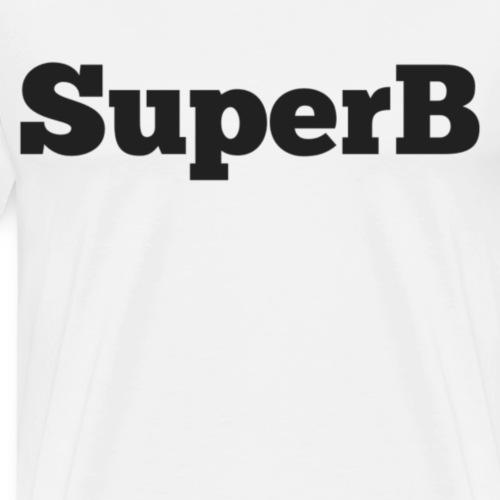 SuperB - Mannen Premium T-shirt