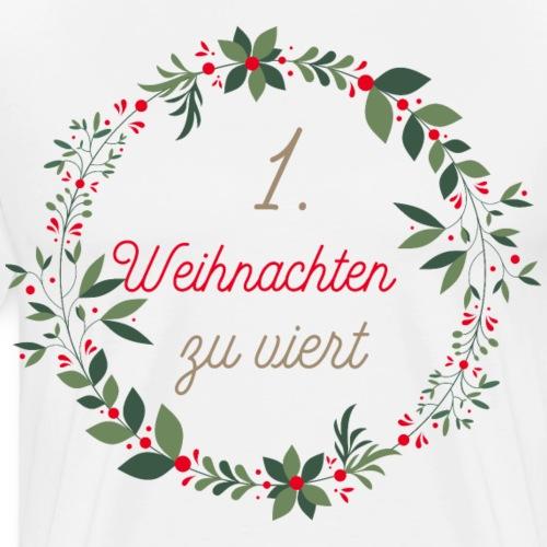 1.Weihnachten zu viert