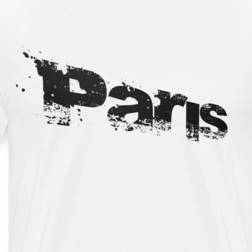 Paris Design 2 - Männer Premium T-Shirt