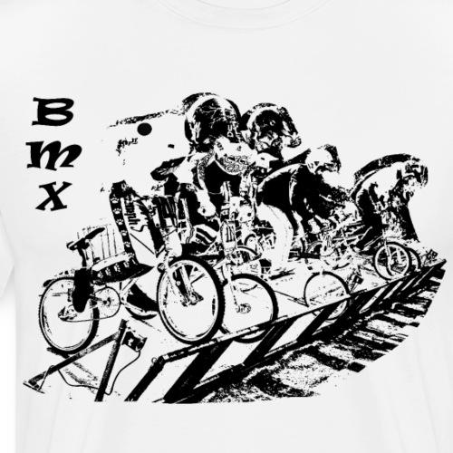 bmx - T-shirt Premium Homme